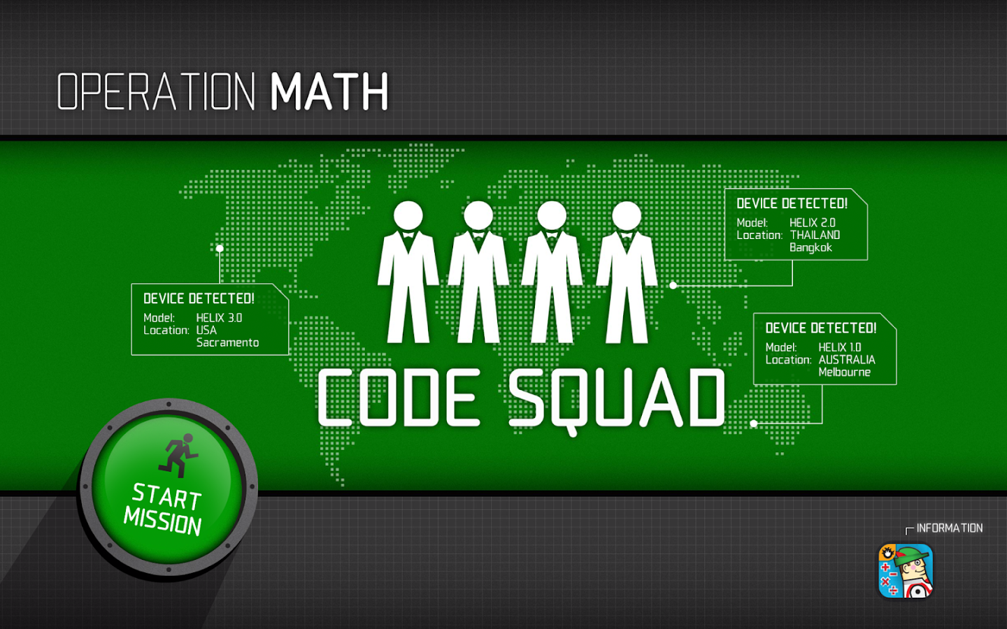 Operation Math Code Squad- screenshot