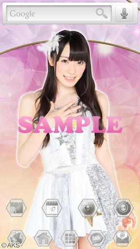 AKB48きせかえ 公式 松井咲子-GL-