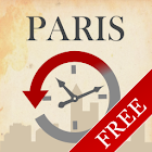Paris, Then and Now Guide FREE icon