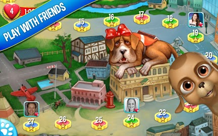 Pet Rescue Saga Screenshot 3