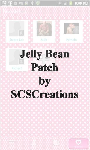 JB PATCH DiamondScrapbook