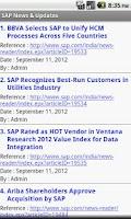 Screenshot of SAP PI Question