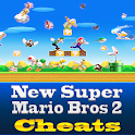 New Super Mario Bros 2 Cheats logo