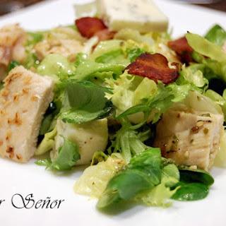 VIP Restaurant's Tuscan Salad.
