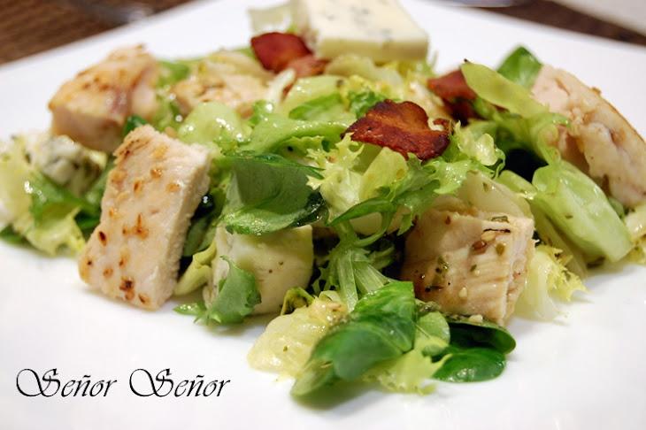 VIP Restaurant'S Tuscan Salad Recipe