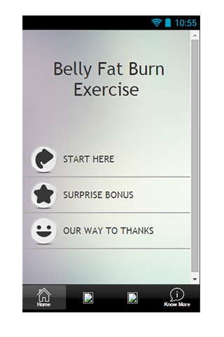 Belly Fat Burn Exercise Guide