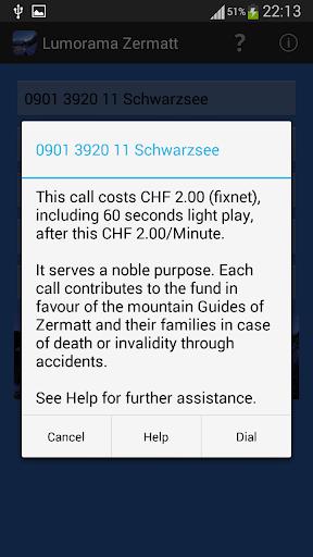 玩免費旅遊APP 下載灯光秀采尔马特 - Lumorama Zermatt app不用錢 硬是要APP