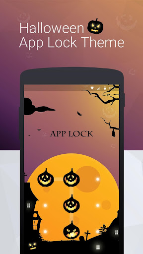 Halloween: App Lock Theme