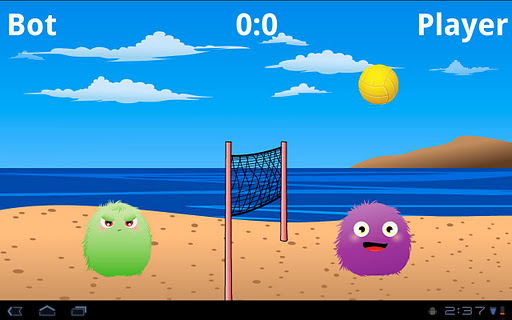 VolleyBall - спортивный симулятор