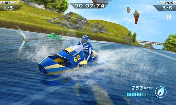 Powerboat Racing 3D APK screenshot thumbnail 5