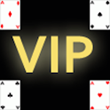 VIP – VIdeo Poker logo