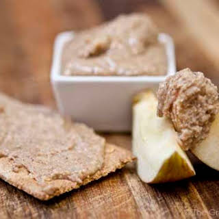 Clean Eating Cinnamon Almond Butter.
