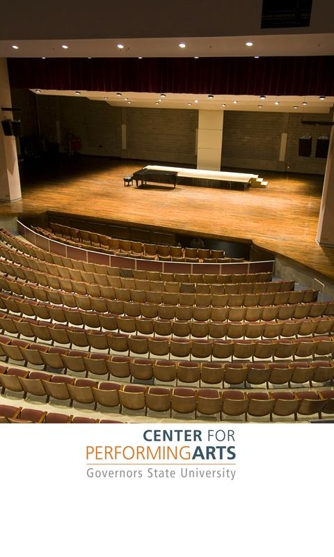 Image result for Center for Performing Arts at GSU pictures