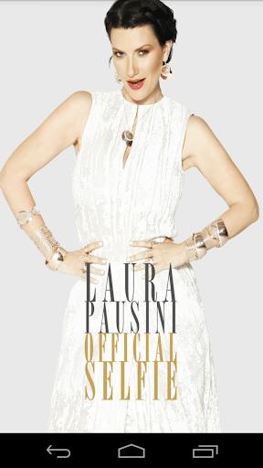 Laura Pausini Official Selfie