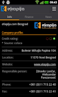 Screenshot of eKapija EN