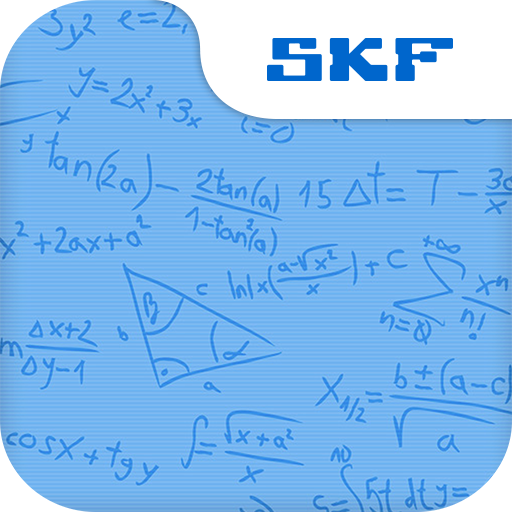 SKF Calculator LOGO-APP點子
