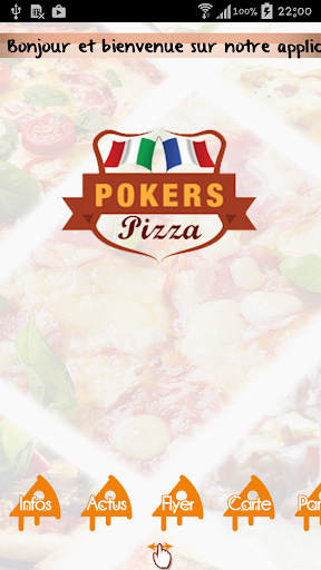 Poker's Pizza