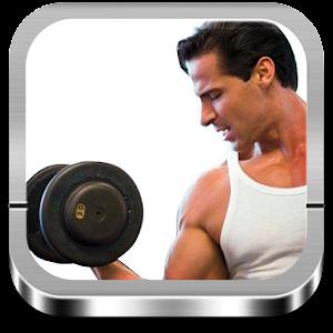 Fitness con mancuernas 健康 App LOGO-APP開箱王