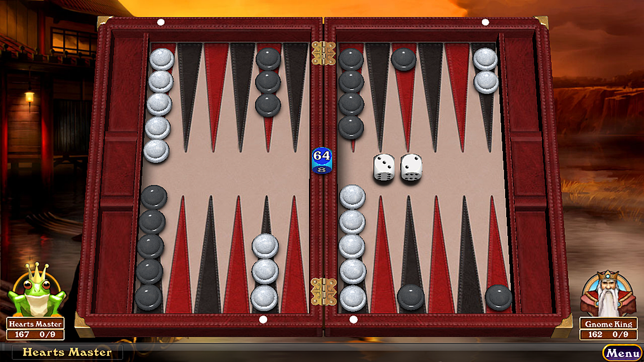 Best Backgammon App