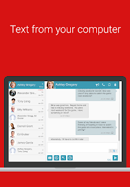 SMS Text Messaging -PC Texting Screenshot 19