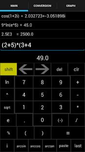 SciGraph Calculator