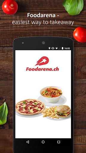 Foodarena - Pizza Kebab Curry