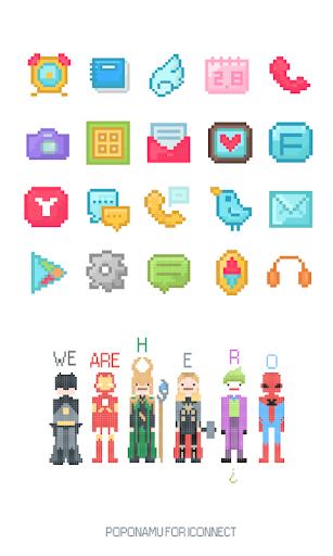 Pixel Art icon theme