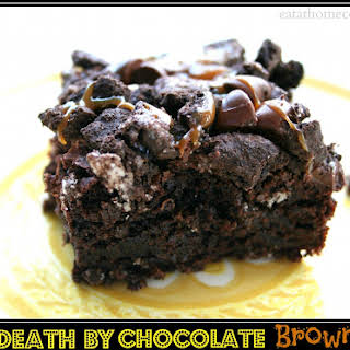 Death by Chocolate Brownie.
