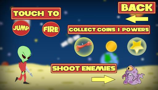 【免費街機App】Aliens World-APP點子