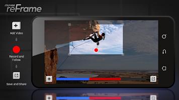 Screenshot of ReFrame - Free Video Crop App