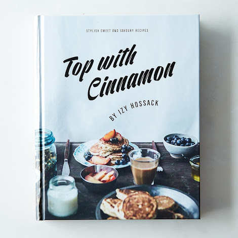 Top With Cinnamon, Signed Copy