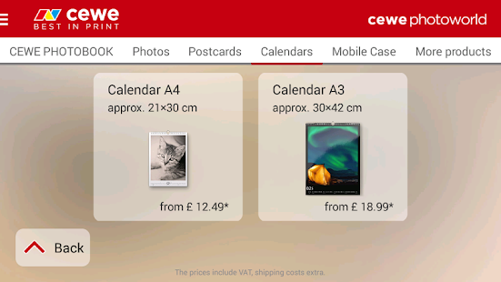 Photo Books by CEWE  - No.1- screenshot thumbnail