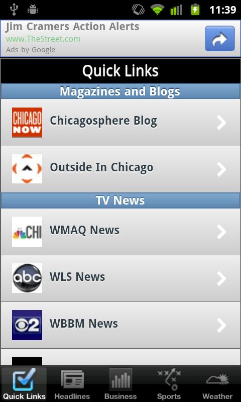 Chicago Local News - screenshot