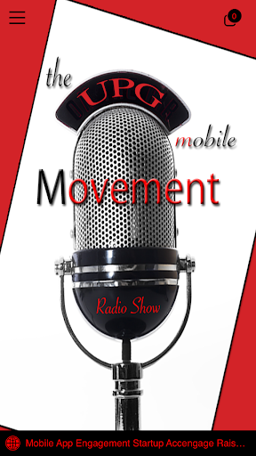 UPG Mobile Movement Radio
