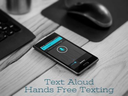 Text Aloud - Hands Free Lite - screenshot