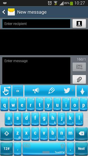 TouchPal 블루
