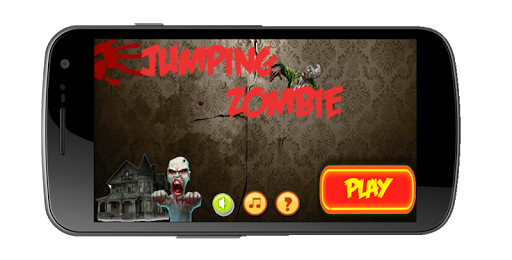 Jumping Zombie - Cool Games
