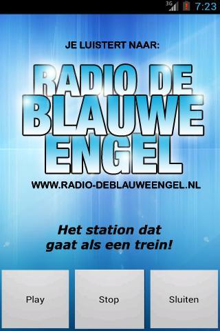 Radio-deblauweengel.nl