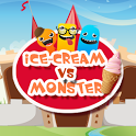 Icecream Vs Monster icon
