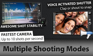 Camera ZOOM FX 3.5.2 android apk+plugin