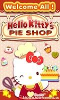 Screenshot of Hello Kitty's Pie Shop