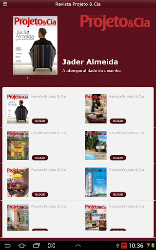 【免費新聞App】Revista Projeto & Cia-APP點子