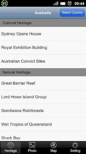 World Heritage in Australia