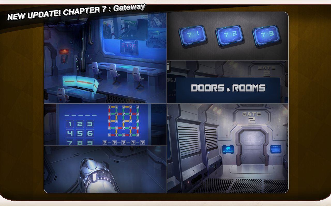 Doors&Rooms - screenshot