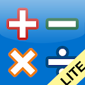 AB Math lite – games for kids logo