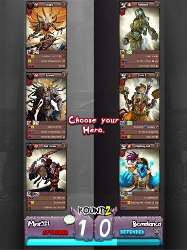 Eredan Arena - Card Battle TCG 3.2.23 screenshots 9