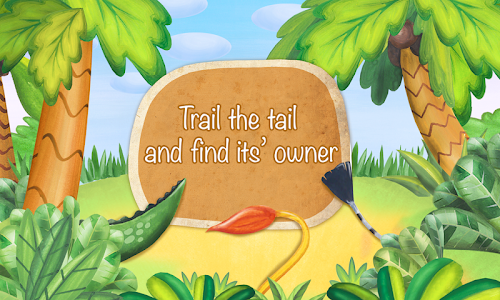 Trail the tail - kids app v1.3