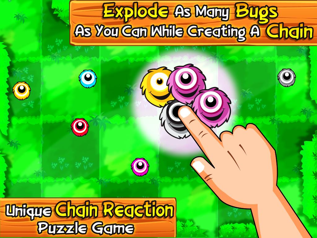 Chain Explosion- screenshot