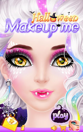 Halloween Makeup Me 1.2 screenshots 6