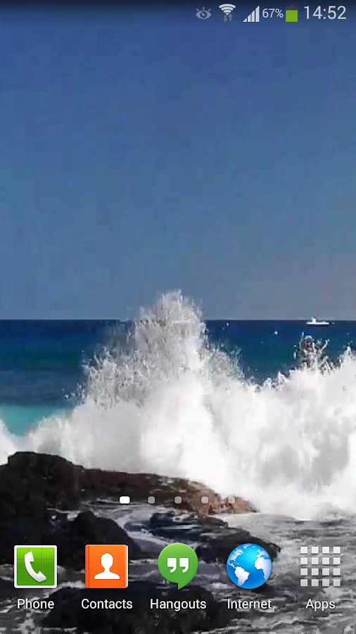 Ocean Waves Live Wallpaper 14 Android Apps on Google Play